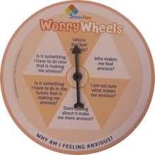 Load image into Gallery viewer, Worry Wheels Anxiety Kit in Box