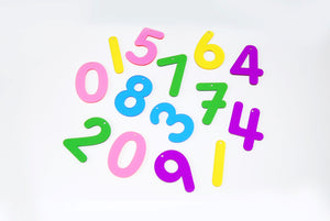 Rainbow Numbers - Set of 14