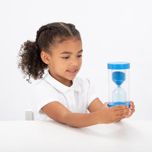 Load image into Gallery viewer, ColourBright Sand Timer - 5 Min. (Blue)