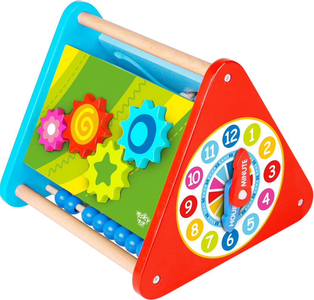 Wooden Activity Box