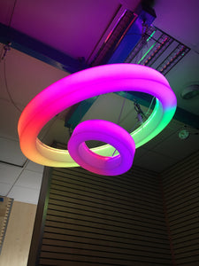 LED Colour Changing Ceiling Ring