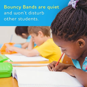 Bouncyband Fidget & Movement band For Chairs (Primary School Chair)