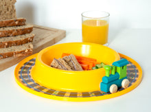 Load image into Gallery viewer, Munchy Play - Choo Choo Plate