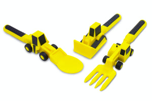 Constructive Eating - Construction Utensils (Set of 3)