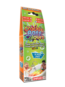 Gelli Baff - Crackle Baff Colours (3x bath pack)