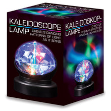 Load image into Gallery viewer, Kaleidoscope Lamp