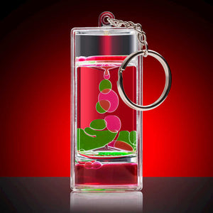 Liquid Motion Keychain
