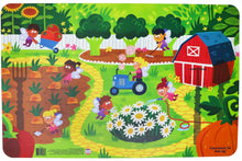 Load image into Gallery viewer, Constructive Eating - Garden Fairy Placemat