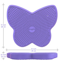 Load image into Gallery viewer, Wiggle Seat Sensory Cushion – Butterfly Design