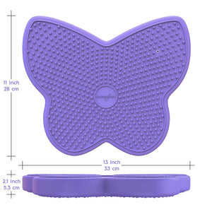 Wiggle Seat Sensory Cushion – Butterfly Design