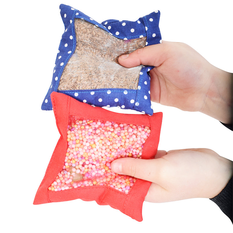 Sensory Bags with Window (Set of 6)