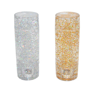 Gold and Silver Glitter Shake & Shine (Set of 2)