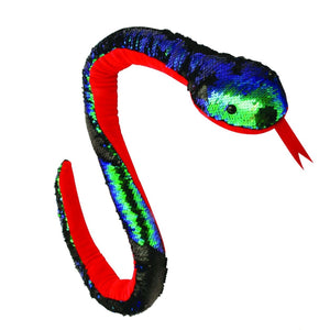 Sequin Sparkle Snake - Large (130cm)