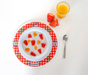 Munchy Play - Tea Party Plate