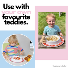 Load image into Gallery viewer, Munchy Play - Tea Party Plate