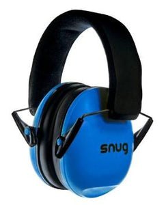 Ear Defenders for Autism and Sensory Processing Dark Blue