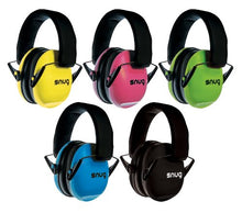 Load image into Gallery viewer, Snug Safe n Sound Ear Defenders- with Adjustable Headband for Children and Adults
