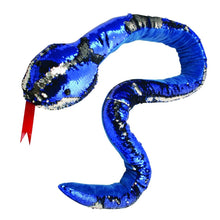 Load image into Gallery viewer, Sequin Sparkle Snake - Large (130cm)