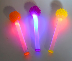 Spikey Light up Baton