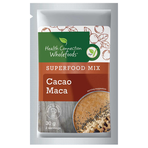 Cacao Maca Boost Superfood Mix (30g)