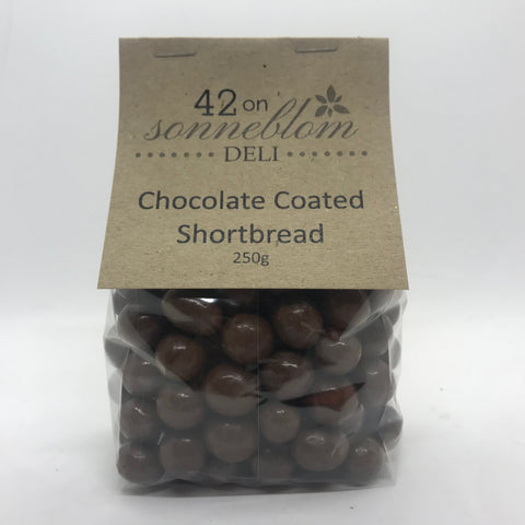 Chocolate Coated Shortbread (250g)