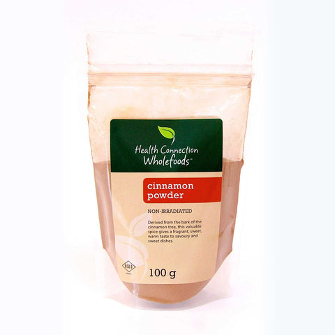 Cinnamon Powder - Non-Irradiated (100g)