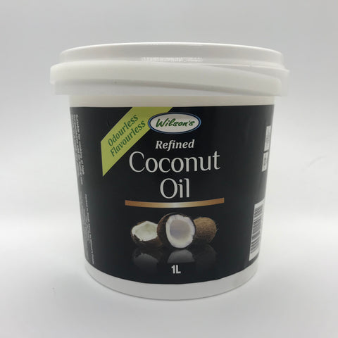 Coconut Oil (1l)