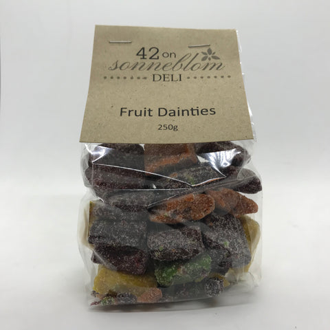 Fruit Dainties (250g/1kg)