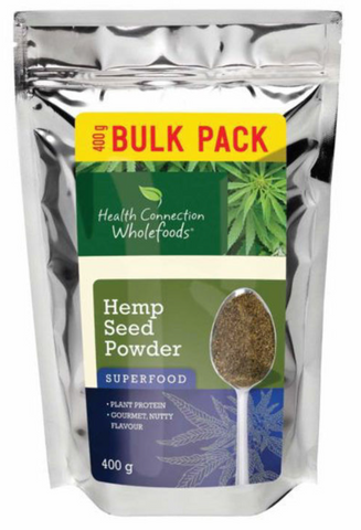 Hemp Seed Powder (400g)