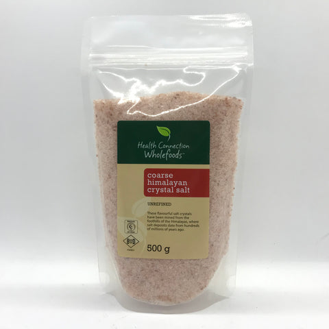 Coarse Himalayan Crystal Salt (500g)