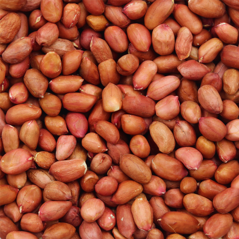 Peanuts Giant Redskin Roasted (1kg)