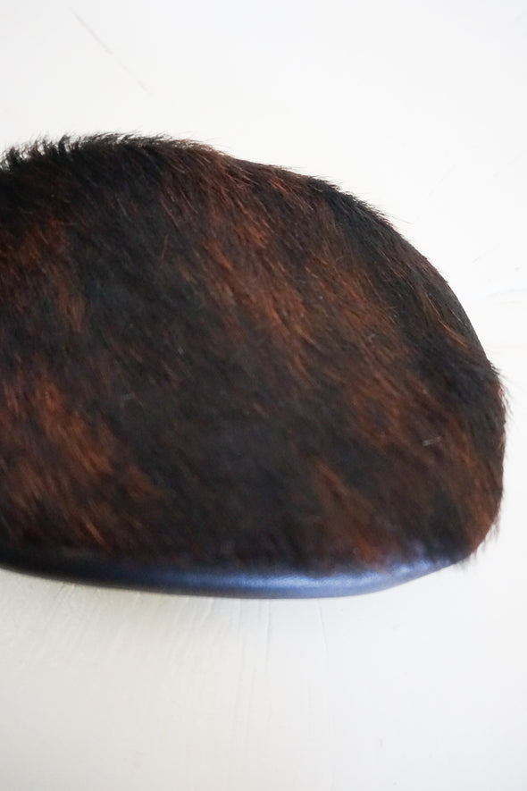 Cowhide Coin Purse - Barr Bones