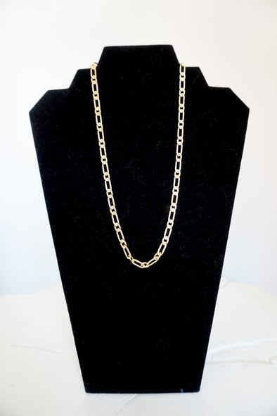 *BRACHA* Bossy Necklace - Barr Bones
