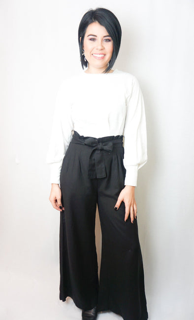 Pinned Up Pant - Barr Bones