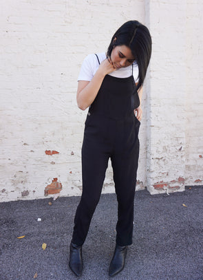 On the Go Jumpsuit - Barr Bones