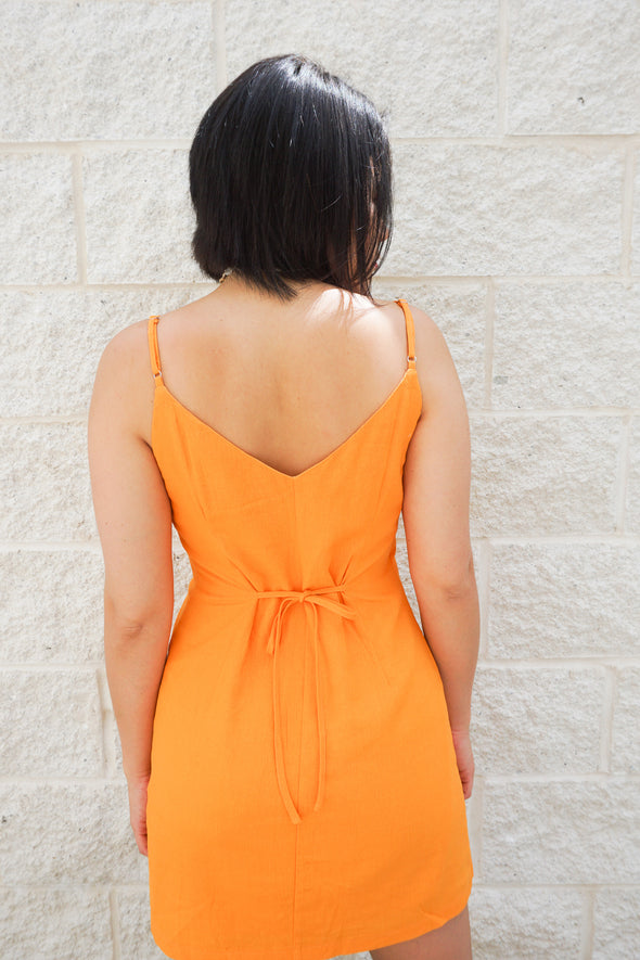 Dreamsicle Dress - Barr Bones