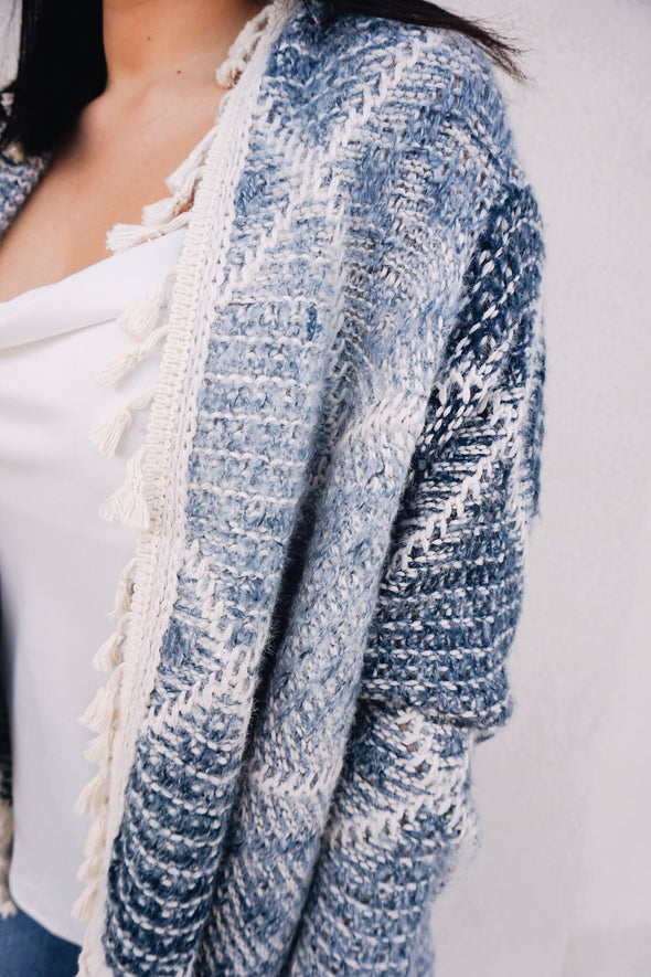 Winter Wonderland Cardigan - Barr Bones