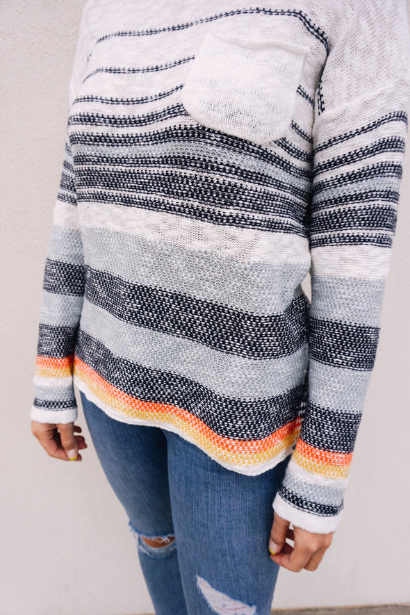 Dusk Till Dawn Sweater - Barr Bones