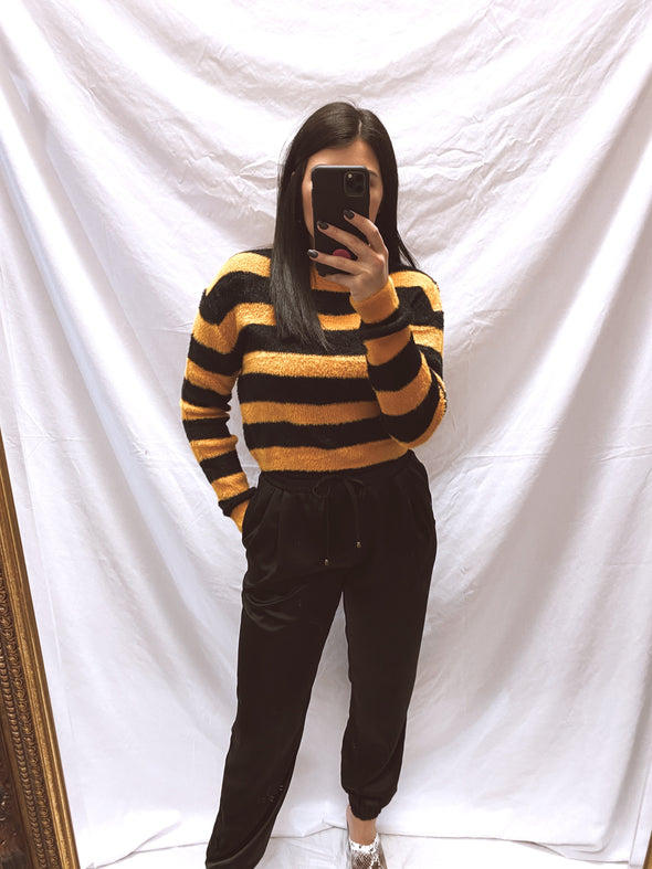 The Hufflepuff Sweater