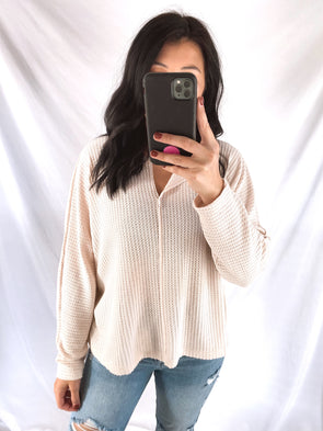 Campfire Knit Tee