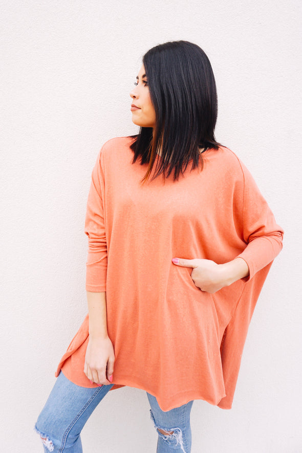 Color Me Coral Top - Barr Bones