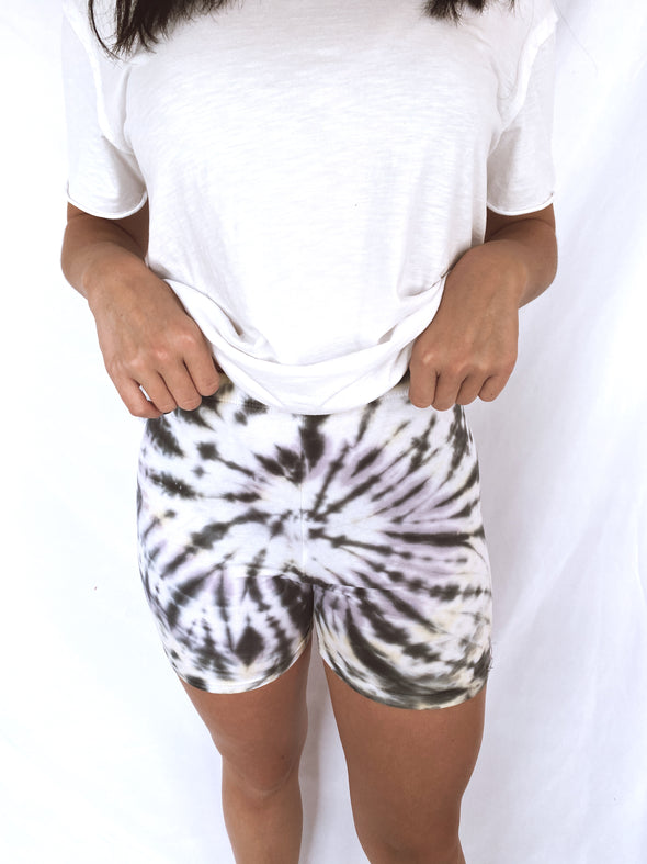 Purple Haze Bike Short