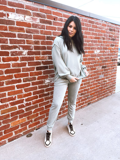 Clary Sage Jogger