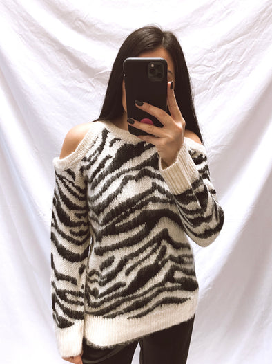 Jazzy Stripes Sweater