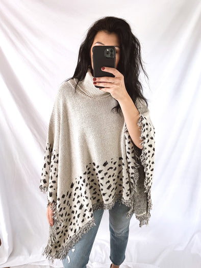 Seeing Spots Poncho