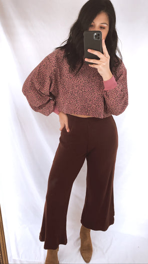 Chocolate Lounge Pants