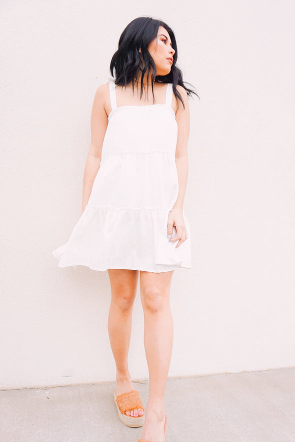 Beach Angel Dress - Barr Bones