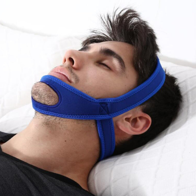 PROFESSIONAL BELT ANTI SNORE STOP SNORING CHIN STRAP SNORE STOPPER
