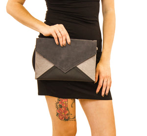 Vegan Envelope Clutch