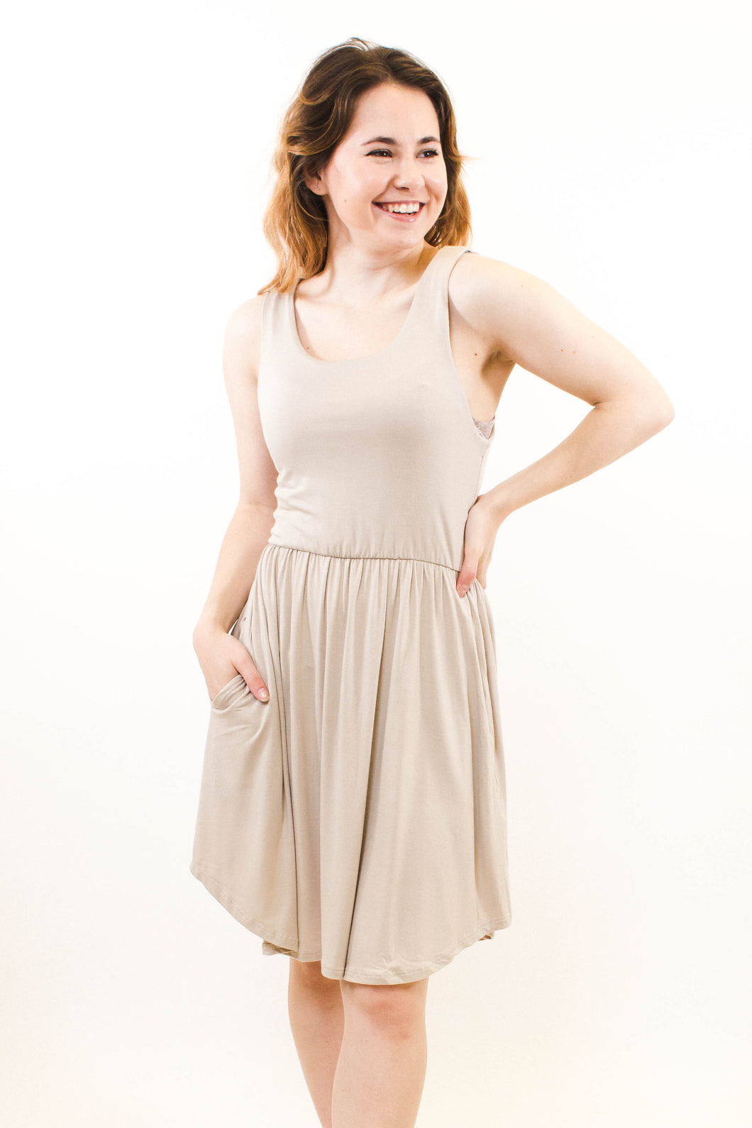 Lightweight Knee Length Cardigan